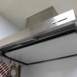 キッチン換気扇の掃除は食器洗浄機を使ってしまう