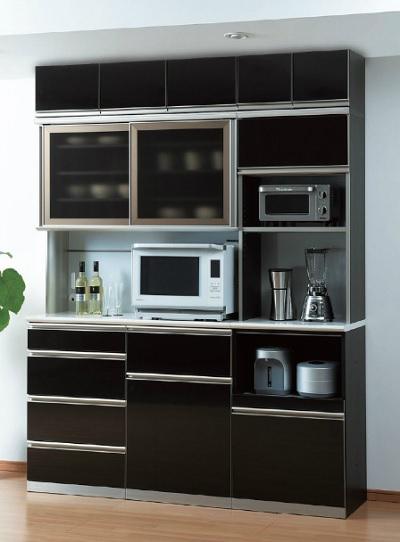 食器棚オープン+家電