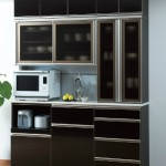 パモウナ・綾野の食器棚を購入!食器棚の選び方を紹介