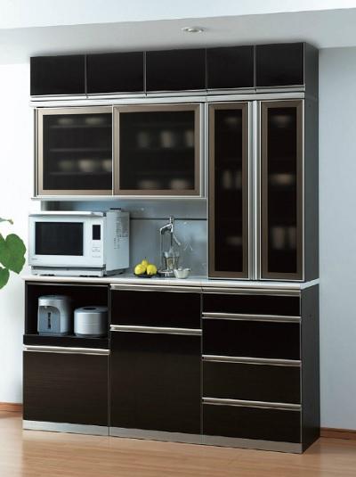 食器棚オープン+食器