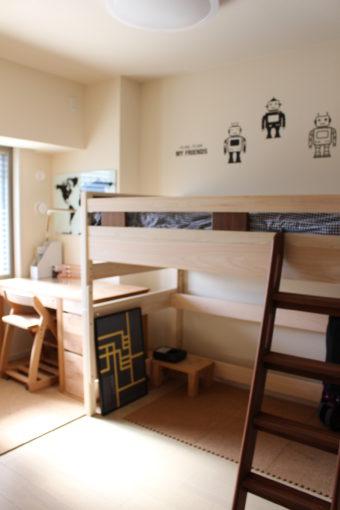 3ldkのマンションで子供が2人子供部屋はどうすべきか